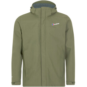 Berghaus Hillwalker InterActive Shell Jacket Men Ivy Green